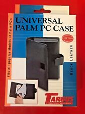 Targus Universal Palm PC Case Black Leather NEW IN BOX!