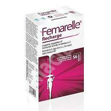 Femarelle Recharge 56 Caps Hormonal Activity - free shipping world wide