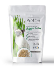 Cat Grass Seed - Organic Barley Cat Grass Seed by My Cat Grass
