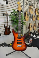 Washburn S3HX Electric Guitar - Red Sunburst