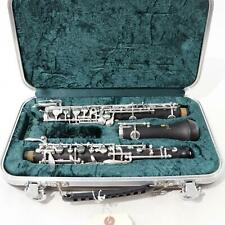 Jupiter Model JOB-1000 Oboe Full Conservatory 3rd Octave Key SN 63618 OPEN BOX