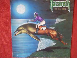 Nazareth - The Fool Circle - Vinyl LP