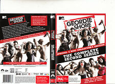 Geordie Shore-2011-TV Series USA-[The Complete Second Series-4 Disc Set]-4 DVD