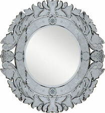 Hollywood Regency Round Home Décor Mirrors