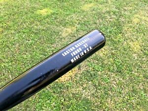 "Easton Fungo 37 pro MLB Infield/Outfield 37"" Wood  Baseball Bat USA made nice"