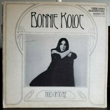 Bonnie Koloc Hold On To Me Lp 1972  Quadraphonic Ovation