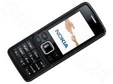 NOKIA 6300 HANDY - OHNE VERTRAG - OHNE SIMLOCK - BLACK EDITION