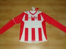 Olympiakos Soccer Jersey Olympiacos Greece Puma Top Football Shirt NEW