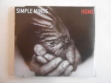 SIMPLE MINDS : HOME ( EDIT ) [ CD PROMO ] ~ PORT GRATUIT