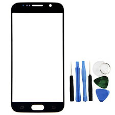 Black Front Glass Lens LCD Repair + Tools Part for Samsung Galaxy S6 SM-G920F