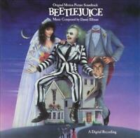 BEETLEJUICE [ORIGINAL MOTION PICTURE SOUNDTRACK] [LP] NEW VINYL