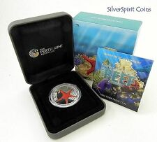 2011 STARFISH SEA LIFE Series Silver Proof Coin