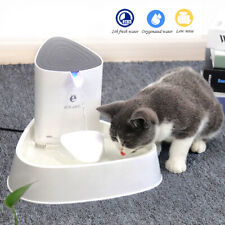 Automatic Electric Pet Dog Cat Water Fountain/Charcoal Filter Drinking Dispenser