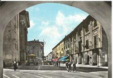 190345 CUNEO FOSSANO - EDICOLA Cartolina FOTOGRAFICA