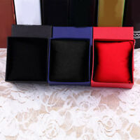 CARDBOARD PRESENT GIFT BOX CASE FOR BANGLE JEWELRY RING EARRINGS WRIST WATCH ABL