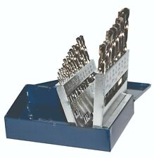 Century Drill and Tool 26321 21pc Cobalt Drill Index