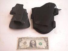 Fobus GL2 Glock & Bianchi Holsters - Black - Right Hand