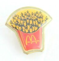 Vintage McDonald's Hat / Lapel French Fry Pin New Sealed