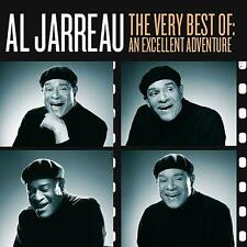AL JARREAU - THE VERY BEST OF : AN EXCELLENT ADVENTURE - CD SIGILLATO 2009