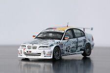 1:43 Spark BMW 320i (E46) ETCC #42 Jorg Muller
