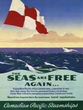 Free! Travel Art Posters
