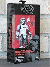 """IMPERIAL PATROL TROOPER Star Wars Black Series 6"""" Figure SOLO Star Wars Story 72"""