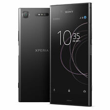 Sony Xpera XZ1 G8432 64GB Unlocked GSM Android Phone w/ 19MP Camera - Black