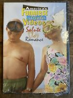 America's Funniest Home Videos - Salute to Romance DVD - Brand New Sealed
