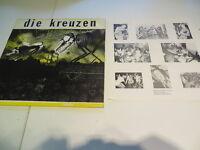 Die Kreuzen - Same Rough and Go mit Insert     Vinyl / Cover: very good