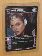 STAR WARS UNLEASHED PADME AMIDALA COLLECTOR CARD