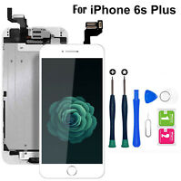 For iPhone 6S Plus A1634 A1687 LCD Touch Screen Replacement With Button&Camera