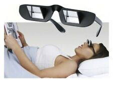 Lazy Readers Prism Glasses Bed Prism Spectacles Horizontal Eyeglasses Free Ship.
