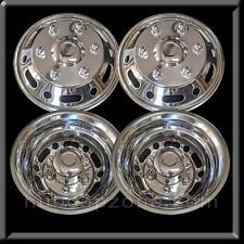 "Dodge Sprinter Wheel Liners Simulators 2008-2015 Dually 16"" 12 hole Wheel"