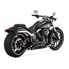 Auspuffanlage Vance & Hines Big Radius Harley Softail Breakout & CVO Bj.13-17