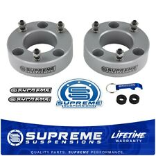 """2"""" Leveling Lift Kit For 2004-2020 Ford F150 2WD 4WD PRO Billet Silver F-150"""