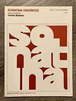 Sonatina Favorites Book 1 Bastien