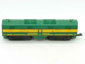 Marx Trains O Gauge Western Pacific Non-Powered B Unit Diesel Complete