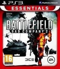 PlayStation 3 : Battlefield Bad Company 2 Game Essential VideoGames