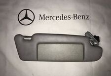 Mercedes Benz R129 300, 500SL, SL 320, 500, 600 Gray Right Sun Visor REBUILT !!