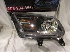 2010-2011-2012-13-2014 FORD MUSTANG DRIVERS/LEFT HALOGEN HEADLIGHT OEM