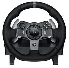 Mandos volante Logitech para consolas de videojuegos