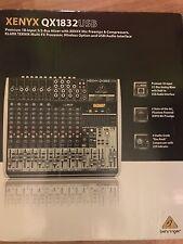 Behringer XenyxQX1832 USB