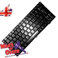 ASUS EEE Pc 1000 1000H 1002HA 1000HA 1000HAB Keyboard UK New Genuine Black