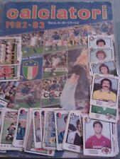 MANCOLISTE FIGURINE PANINI - CALCIATORI 1982-83 - NUOVE E REC