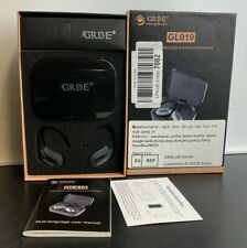 GRDE Wireless Bluetooth Headphones Sport Earbuds In-Ear Stereo HiFi Sound Bass