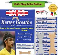 Nasal * Nose Strip - Breathe Right Better Easy - Helps you breath - Snoring help