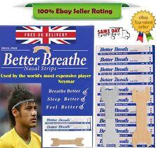 Nasal * Nose Strip - Breathe Right Better Easy *Snoring* 100% Ebay Seller Rating