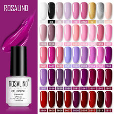 7ML Gel Polish Set UV Poly Varnish Semi Permanent Primer Top Coat DIY Nail Art