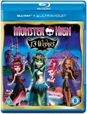 Monster High: 13 Wishes [Blu-ray] [2013], DVD | 5050582947335 | New