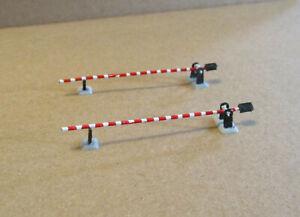6003 - Schranke (1 Paar), Bausatz, Länge 6cm, Spur-N